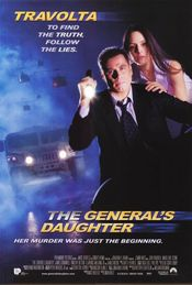 Poster The General's Daughter
