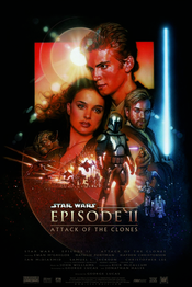 Poster Star Wars: Episode II - Attack of the Clones