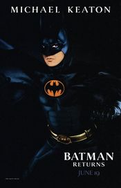 Poster Batman Returns