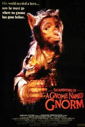 Poster A Gnome Named Gnorm
