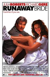 Poster Runaway Bride