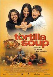 Poster Tortilla soup