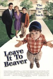 Poster Leave It to Beaver