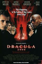 Poster Dracula 2000