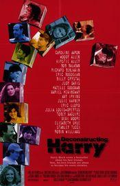 Poster Deconstructing Harry