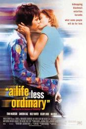 Poster A Life Less Ordinary