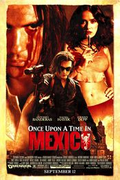 Poster Once Upon a Time in Mexico