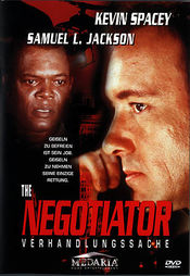 Poster The Negotiator
