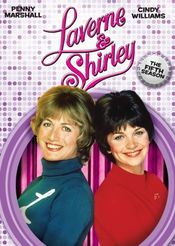 Poster Laverne and Shirley