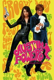 Poster Austin Powers: International Man of Mystery