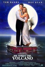 Poster Joe Versus the Volcano
