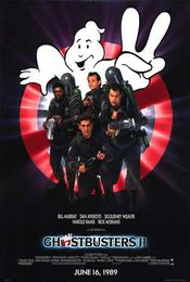Poster Ghostbusters II