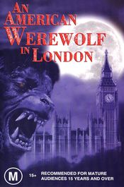 Poster An American Werewolf in London