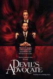 Poster The Devil's Advocate
