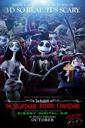 Poster The Nightmare Before Christmas