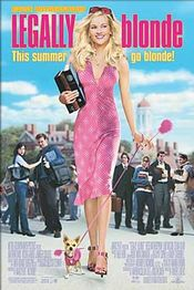 Poster Legally Blonde