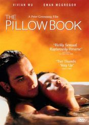 Poster The Pillow Book