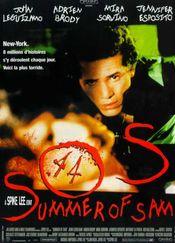 Poster Summer of Sam