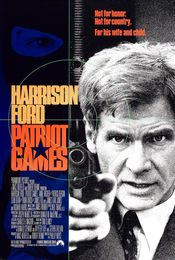 Poster Patriot Games