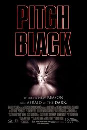 Poster Pitch Black