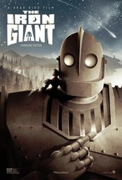 Poster The Iron Giant