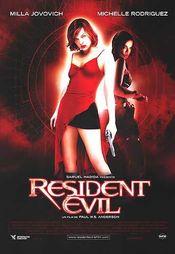 Poster Resident Evil