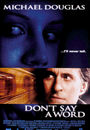 Film - Don't Say a Word
