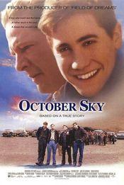 Poster October Sky
