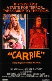 Poster Carrie