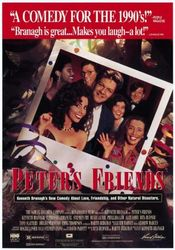 Poster Peter's Friends