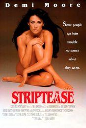 Poster Striptease