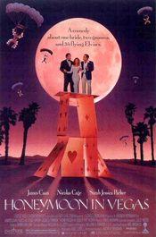 Poster Honeymoon in Vegas