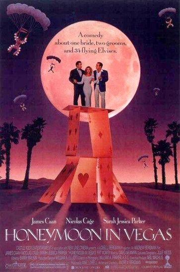 Lună De Miere în Las Vegas (1992