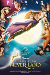 Poster Return to Never Land