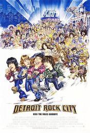 Poster Detroit Rock City