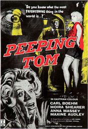 Poster Peeping Tom