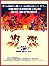Poster The Flight of the Phoenix