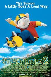 Poster Stuart Little 2