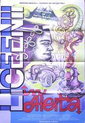 Poster Liceenii în alertă
