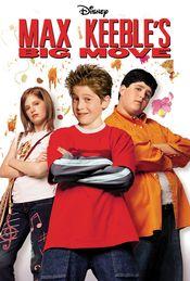 Poster Max Keeble's Big Move