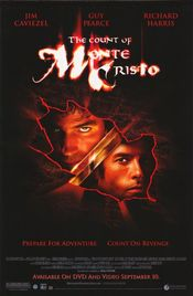 Poster The Count of Monte Cristo