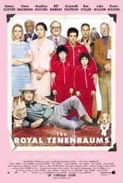 Poster The Royal Tenenbaums
