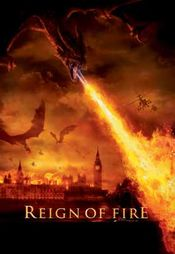 Poster Reign of Fire