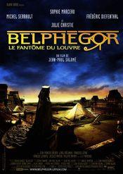 Poster Belphégor - Le fantôme du Louvre