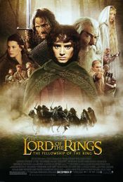 Poster The Lord of the Rings: The Fellowship of the Ring