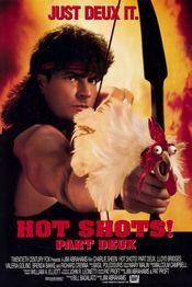 Poster Hot Shots! Part Deux