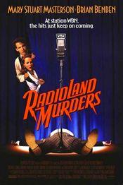 Poster Radioland Murders