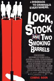 Poster Lock, Stock and Two Smoking Barrels