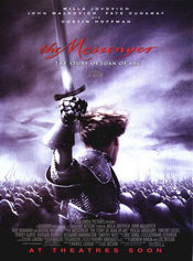Poster The Messenger: The Story of Joan of Arc