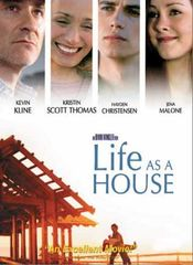 Poster Life as a House
